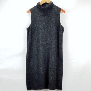 LOFT Wool Career Shift Dress